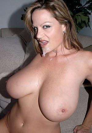Big Tits Facial Porn Pictures
